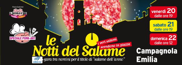 Notti del Salame 2016