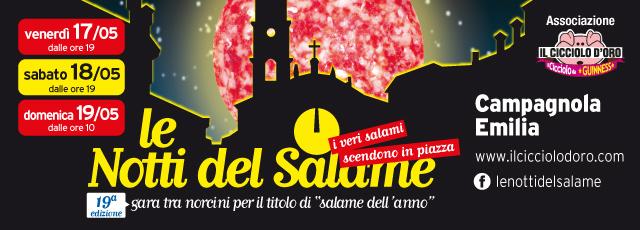 Notti del Salame 2019